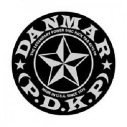 Danmar Power Disc Kick Pad DP210