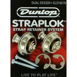 DUNLOP Strap locks (Nickel) SLS1031N
