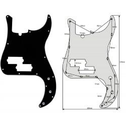 Battipenna precision black compatibile con american standard