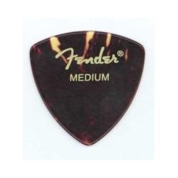 Fender 12 pz Plettro Medium Classic Celluloid Wedge 346