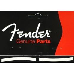 Fender 2 x Capotasto Nut Blank (coppia) strat tele 0994920000