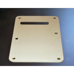 Fender Backplate Standard White parchment 1 Ply