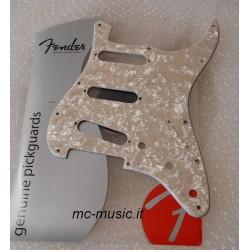 Fender Battipenna Aged White Moto per stratocaster 0992140001