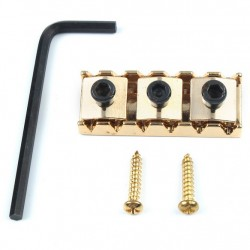 Capotasto floyd rose style Gold 42mm