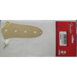 Fender Control Plate Jazz Bass 62 Gold su ordinazione