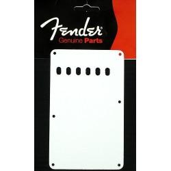 Fender Copri molle White 1 ply Backplate 0991320000