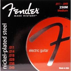 Fender Corde 250M 11-49 SUPER 250