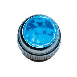 Fender COVER Luce Light Amplificatore Amp Blue Jewel 0990949000