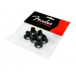 Fender ORIGINALE Manopole per Amplificatore set di 6 roc pro