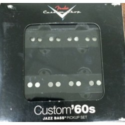 Fender Pickups Custom Shop 60 Jazz bass 0992101000