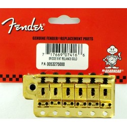 Fender ponte Gold per stratocaster Highway classic 0053275000