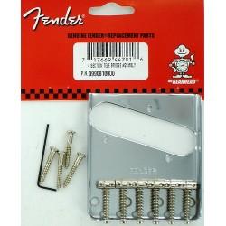 Fender Ponte Vintage Telecaster Chrome 6 sellette 0990810000