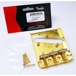 Fender Ponte Vintage Telecaster Gold 0990806200