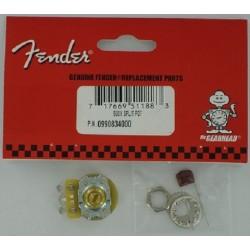 Fender Potenziometro 500k CTS Split Shaft 0990834000