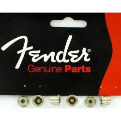 Fender telecaster passacorde ferrules cromati 0994918000