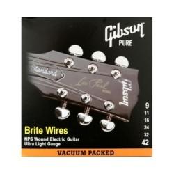 Gibson Corde Brite Wires 09-42 Chitarra Elettrica