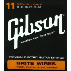 Gibson Corde Brite Wires 11-50 Chitarra elettrica