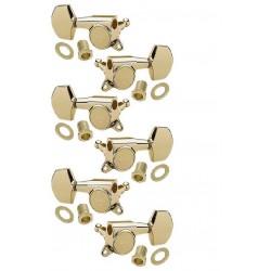 GOTOH SG381 3+3  Meccaniche GOLD