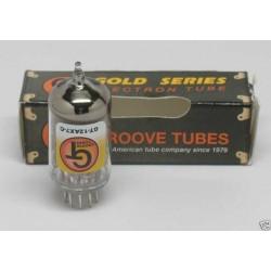 Groove Tubes Gold Series Valvola GT-12AX7-c