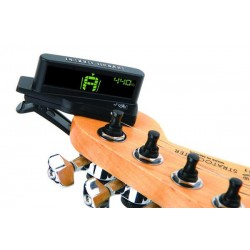 Planet Waves chromatic headstock tuner CT10