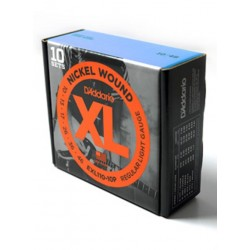 Speciale promo D'addario  EXL110 10-46 Regular Light (10 mute)