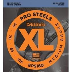 D'addario EPS 160 50-105 Long Scale