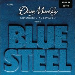 dean markley blue steel 2556 regular 10-46
