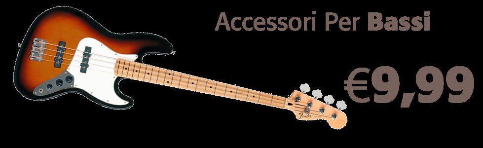 Accessori per basso